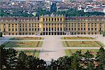 Schonbrunn Palace and Gardens, UNESCO World Heritage Site, Vienna, Austria, Europe
