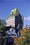 Chateau Frontenac, Québec City, Québec, Canada, Amérique du Nord