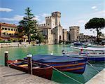 Sirmione, Lago di Garda, Lombardia, Italian Lakes, Italy, Europe