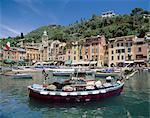 Portofino, Riviera di Levante, Ligurie, Italie