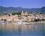 San Remo, Italian Riviera, Liguria, Italy
