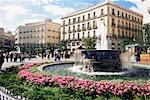 Puerta del Sol, Madrid, Spain, Europe