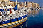 Port, Nice, Alpes Maritimes, Cote d'Azur, French Riviera, Provence, France, Méditerranée, Europe