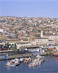 Hafen und Stadt, Valparaiso, Chile, Südamerika