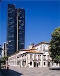 Praca 15 novembre, Rio de Janeiro, Brésil