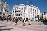 Scène de rue, Tunis, Tunisie, Afrique du Nord, Afrique
