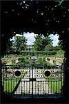 Versunkene Garten, Kensington Gardens, London, England, Vereinigtes Königreich, Europa