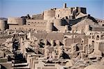 Arg-e Bam, la Citadelle de Bam, en Iran, Moyen-Orient