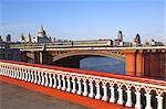 Skyline of the City of London, London, England, United Kingdom, Europe