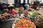Street market, Cuzco, Peru, South America