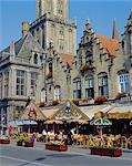 Capitale de Furnes, West-Vlaanderen, Veurne, Belgique
