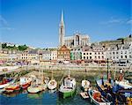 Le Port de Cork City, Cork, County Cork, Munster, République d'Irlande (Eire), Europe