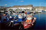 Puerto de Mogan, Gran Canaria, Canary Islands, Spain, Atlantic, Europe