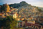Nicosie, Sicile, Italie, Europe