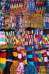 Amitié bracelets, Panajachel, Guatemala, lac Atitlan, Amérique centrale