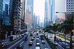 Connaught Road, Central, Hong Kong Island, Hong Kong, Chine, Asie