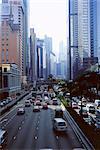 Central, Hong Kong Island, Hong Kong, Chine, Asie