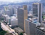 City skyline, Nairobi, Kenya, Afrique de l'est, Afrique