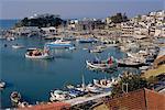 Piraeus, yacht harbour, Athens, Greece, Europe