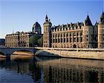 Palais de Justice, Paris, France, Europe