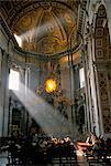 Intérieur du Vatican, Rome, Lazio, Italie, Europe