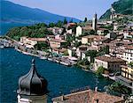 Limone, Lake Garda, Italian Lakes, Lombardy, Italy, Europe