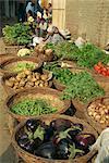 Marché décrochage, le Caire, en Égypte, en Afrique du Nord, Afrique