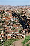 City view, Ankara, Anatolia, Turkey, Asia Minor, Eurasia
