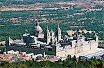 El Escorial, UNESCO World Heritage Site, Madrid, Spain, Europe