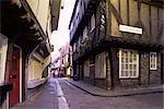 The Shambles, York, Yorkshire, England, United Kingdom, Europe