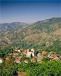 Pedoulas, montagnes de Troodos, Chypre, Europe