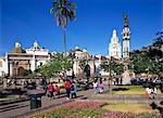 Plaza de Independencia, Quito, Ecuador, South America