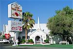 The Little White Chapel, Las Vegas, Nevada, United States of America