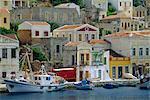 Yialos, Symi, Greece