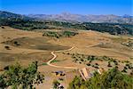 The Serrania de Ronda, Ronda, Andalucia, Spain, Europe