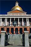 La State House, Boston, Massachusetts, États-Unis d'Amérique