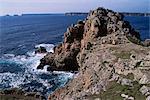 Dinan Point, Crozon Peninsula, Brittany, France, Europe