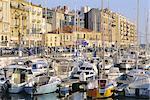 Le port, Nice, Côte d'Azur, Alpes-Maritimes, Provence, France, Europe