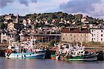 Port, Trouville, Basse Normandie (Normandie), France, Europe