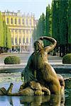 Schonbrunn Palace, Vienna, Austria, Europe