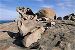 Remarquable Rocks, Parc National de Flinders Chase, Kangaroo Island, Australie-méridionale, Australie, Pacifique