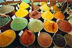 Épices, Grand Bazar, Istanbul, Turquie, Eurasie