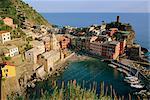 Vernazza, Cinque Terre, Ligurie, Italie, Europe