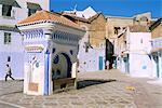 Chefchaouen, la région du Rif, Maroc, Afrique du Nord, Afrique