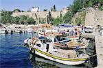 Le port et le front de mer, Antalya, Lycie, Anatolie, Turquie, Asie mineure, Asie