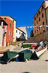 Marciana Marina, Elba, Livorno, Tuscany, Italy