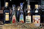 Mayan herbs', local herb liquor, Ibiza, Balearic Islands, Spain, Mediterranean, Europe