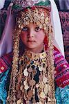 Mariage berbère traditionnel, Oasis de Tataouine, Tunisie, Afrique du Nord