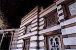 Yemrehanna Krestos (Inrahanna Kristos) monastery, northeast Lalibela, Tigre region, Ethiopia, Africa