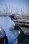 Port, Cannes, Cote d'Azur, France